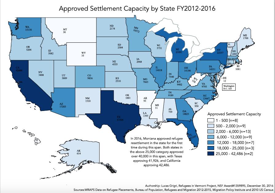2016 State Capacity