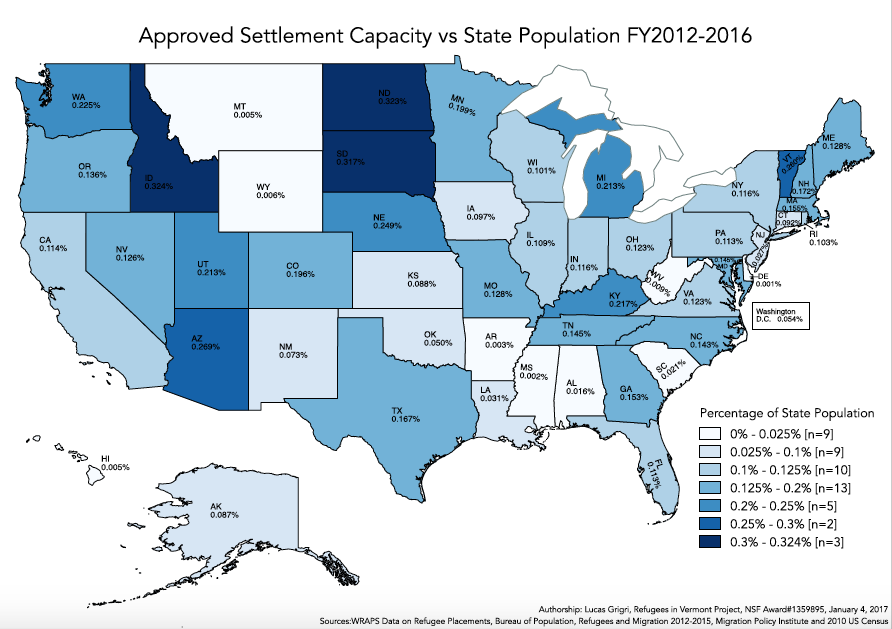 2016 State Population